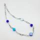 1220C-SERIE-DONNA-Collana-lunga-toni blu-azzurro