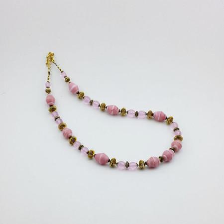 20009C-Collana-rosa-pastello
