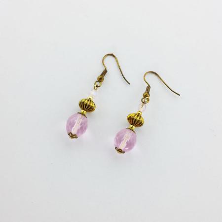 20009E2-Orecchini-cristallo-rosa